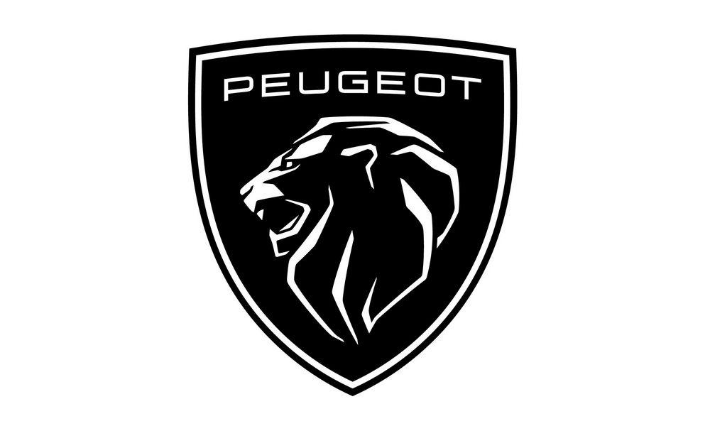 Logo leone Peugeot 2021