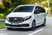 Photo of Mercedes EQV, test su strada della Classe V elettrica a 8 posti