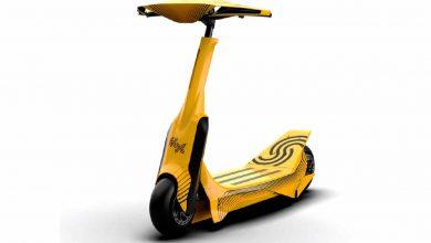 Photo of Monopattino elettrico speciale da 100 km/h con potenza da gara!