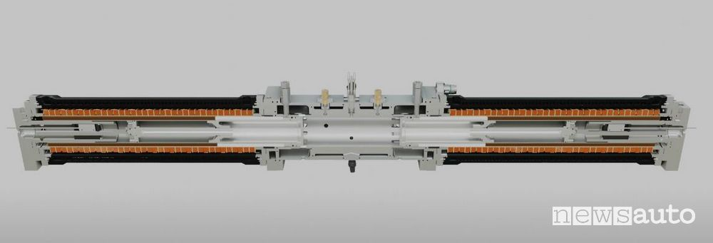 Funzionamento fine corsa del range extender Libertine
