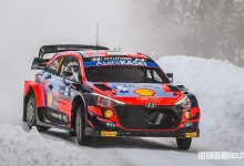 Photo of WRC Rally Finlandia 2021, vince la Hyundai con Tanak [classifica]