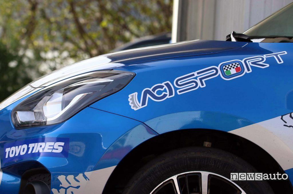 Aci Sport anche quest'anno supporta il Rally Italia Talent