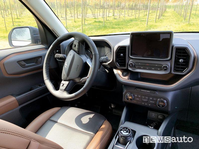 Plancia strumenti abitacolo Ford Bronco Sport