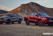 Photo of Ford Ranger serie limitate Stormtrak e Wolftrak, pick-up 4×4