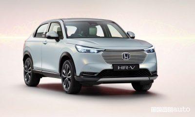 Nuovo Honda HR-V e:HEV