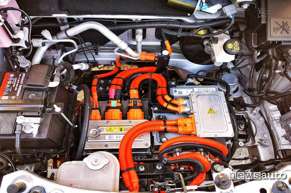 Motore Dacia Spring Electric 2021