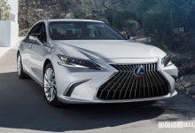Photo of Nuova Lexus ES, cosa cambia, caratteristiche