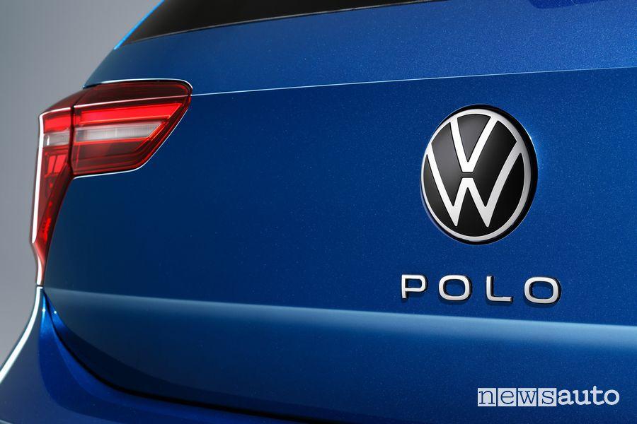 Faro posteriore nuova Volkswagen Polo R Line