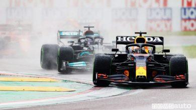 Photo of F1 Gp Emilia Romagna, vittoria per Verstappen ad Imola [foto classifiche]