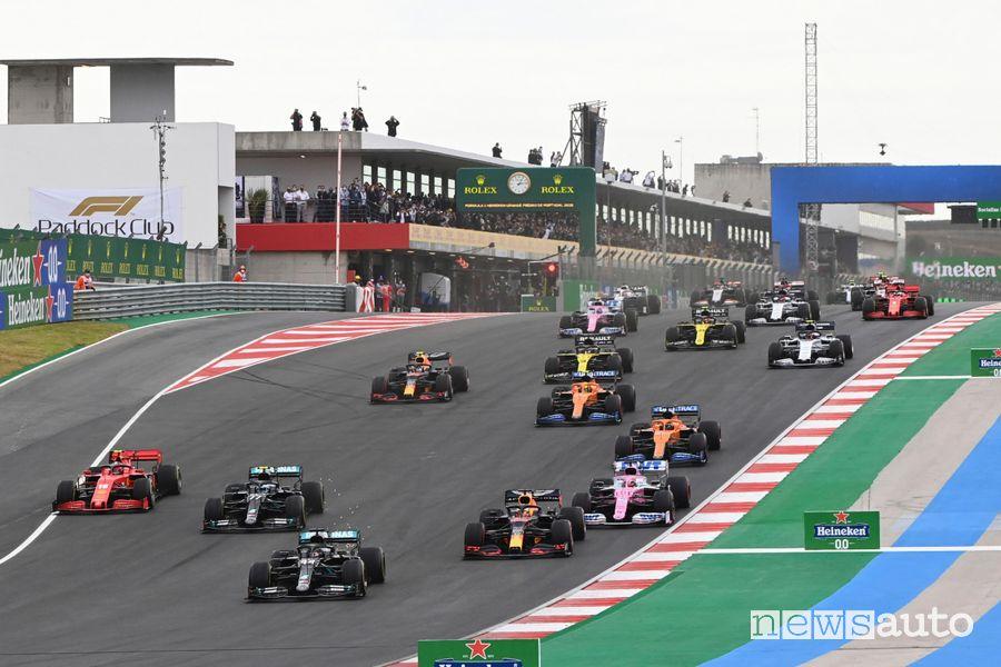 Qualifica Sprint F1, come funziona