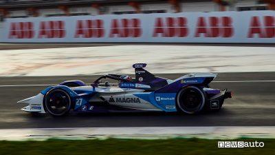 ePrix Valencia 2021 seconda gara Jake Dennis BMW