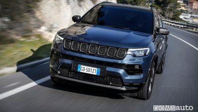 Photo of Nuova Jeep Compass, caratteristiche, versioni, allestimenti e prezzi 2021