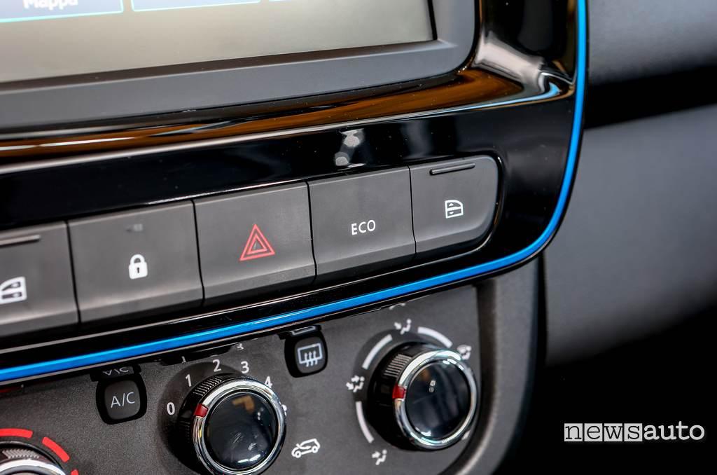 Pulsante Eco Dacia Spring Electric 2021