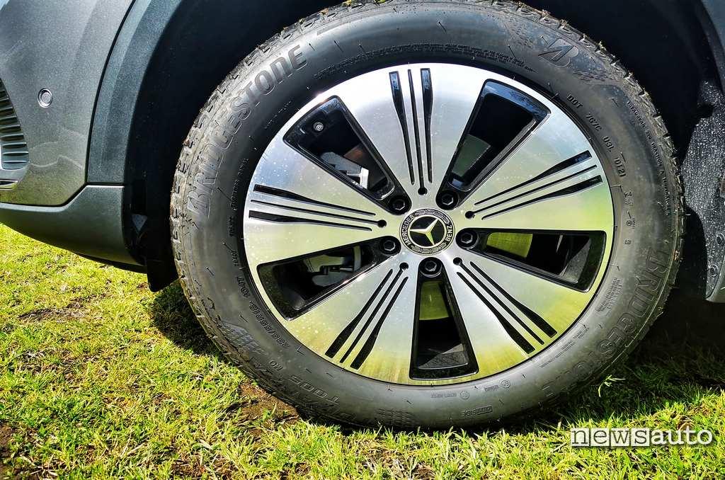Cerchio 18 pollici Mercedes EQA 2021