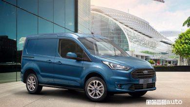 Photo of Nuovo furgone Ford, caratteristiche e portata