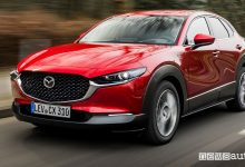 Photo of Vendite Mazda, la CX-30 la più venduta in Italia nel 2021