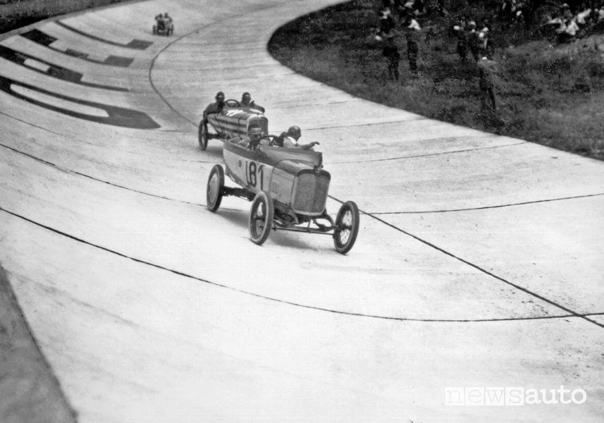 Opel Rennbahn, il circuito più veloce d'Europa
