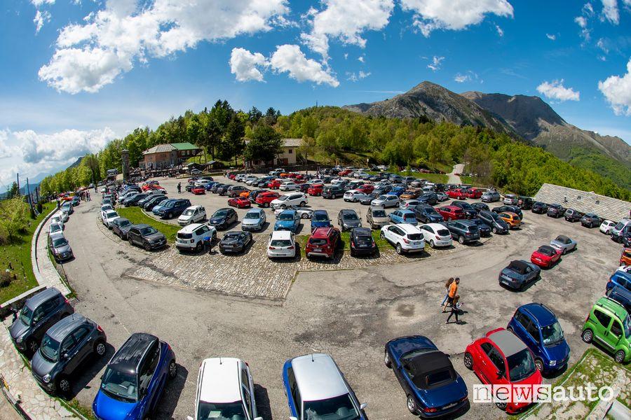 MX-5 Back to Drive, Raduno Colle del Lys in Piemonte