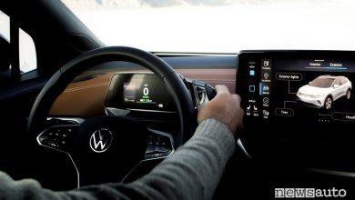 Assistente virtuale in auto su Volkswagen ID.3 ed ID.4