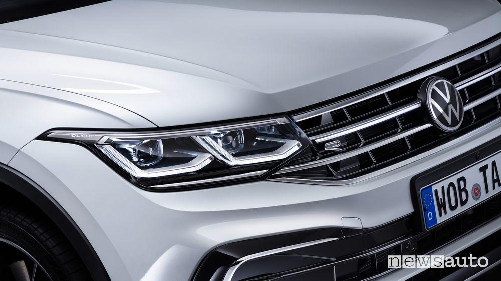 Faro anteriore IQ LIGHT Volkswagen Tiguan Allspace