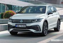 Photo of Volkswagen Tiguan Allspace, benzina e diesel, caratteristiche