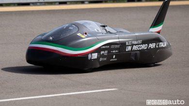 Photo of Record velocità auto elettrica, a Nardò la monoposto più veloce