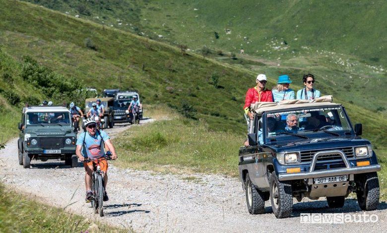 Percorsi fuoristrada in Piemonte, arriva la legge per le strade bianche