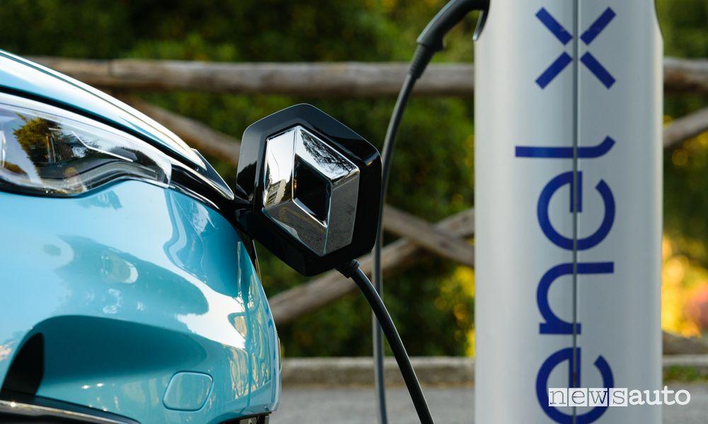 Google ha penalizzato Enel X nella ricerca di colonnine per la ricarica elettrica