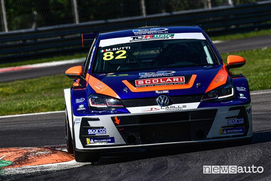 Sparco sponsor anche delle gare ACI Sport del Campionato Italiano GT e TCR Italy