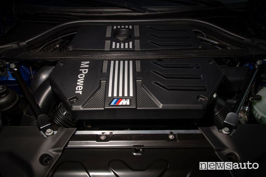 Motore 6 cilindri BMW X3 Competition