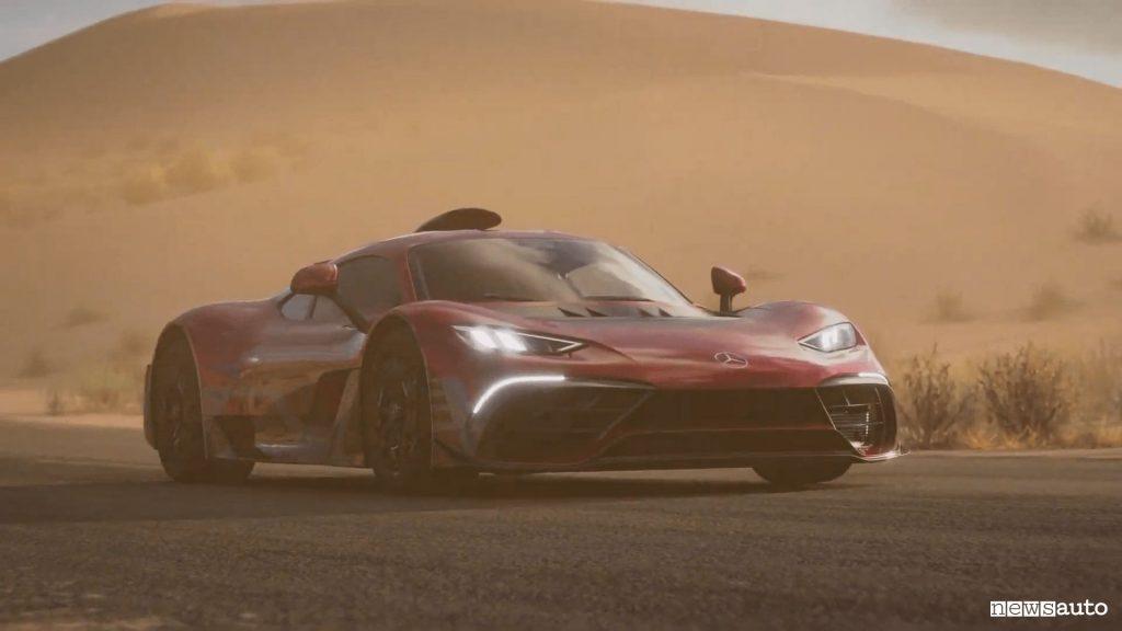 Immagini in anteprima dal videgioco Forza Horizon 5 in 4k
