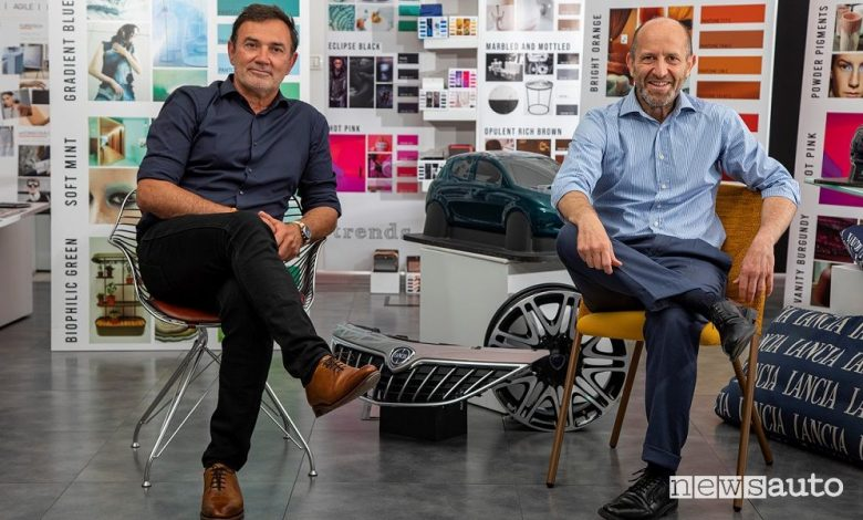 Jean-Pierre Ploué a Capo del design Lancia