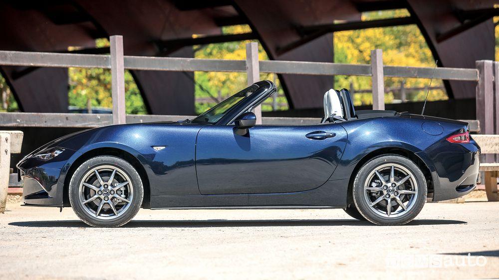 Tettino aperto Mazda MX-5 2021
