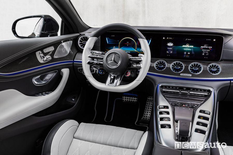 Volante abitacolo Mercedes-AMG GT Coupé 53 4MATIC+
