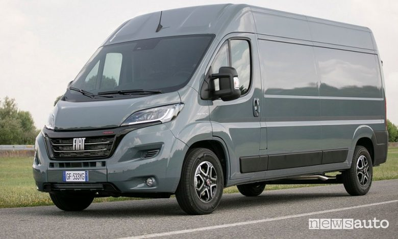Incentivi furgoni, sconti sui veicoli N1 e M1 Citroën, Fiat, Opel e Peugeot