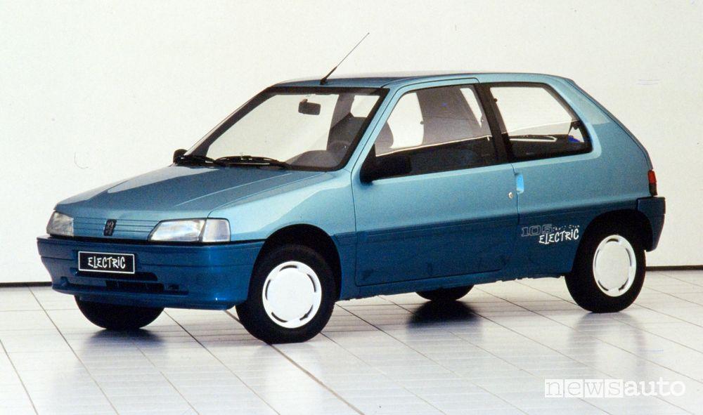Peugeot 106 Electric del 1992