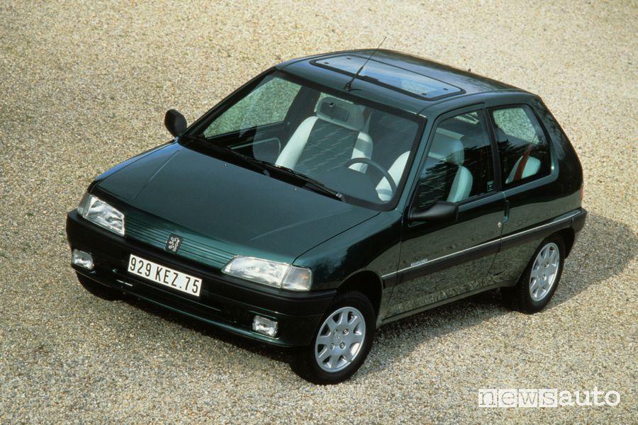 Peugeot 106 Roland Garros del 1993