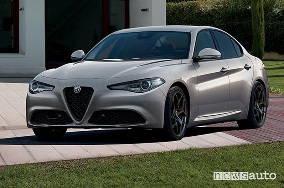 Alfa Romeo Giulia Web Edition