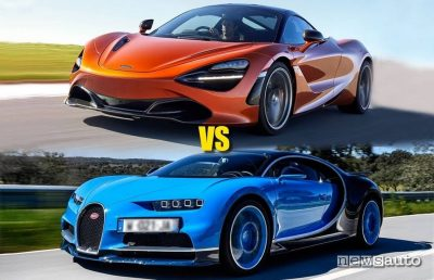 differenza hypercar supercar