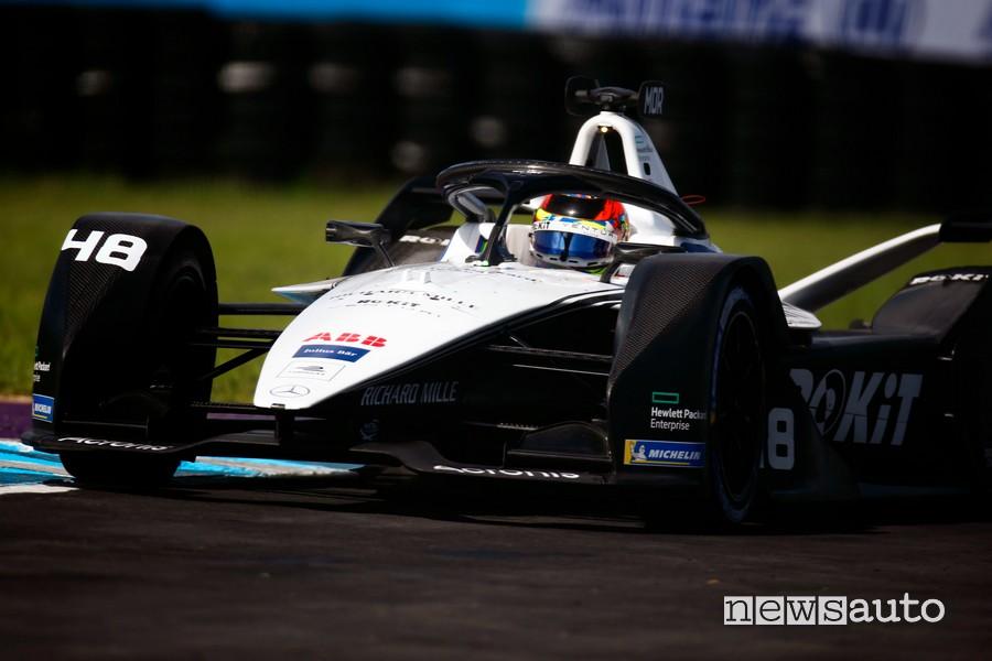 Edoardo Mortara ePrix Puebla Messico 2021 gara 2