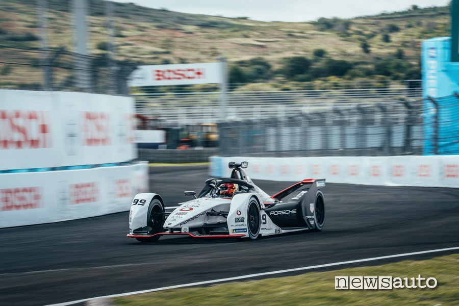ePrix Puebla 2021 gara 1 Messico
