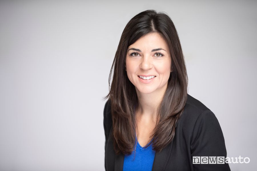 Kylie Jimenez SVP People & Innovation, Information, Technology & Digital and Corporate Affairs Toyota Europa
