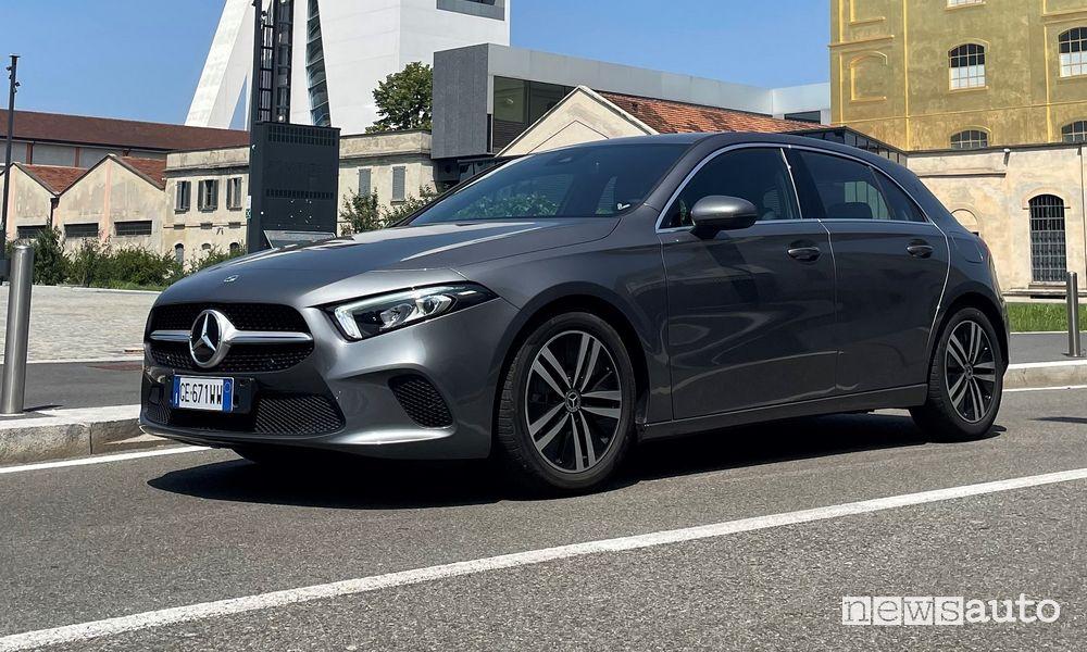 noleggio Virtuo Mercedes-Benz Classe A, GLA