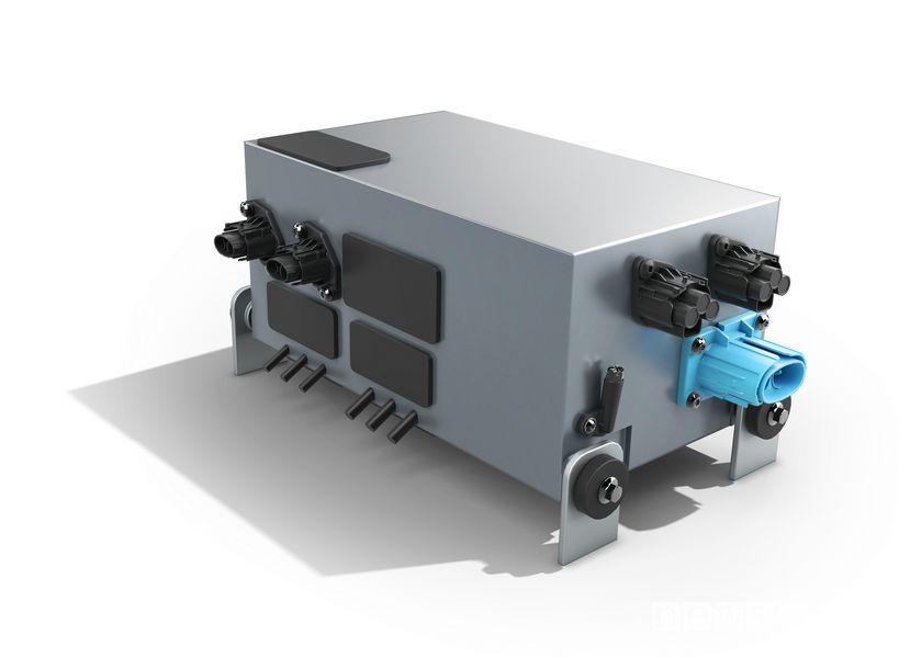 Inverter, convertitore DC-DC e caricatore di bordo (OBC) motore Renault