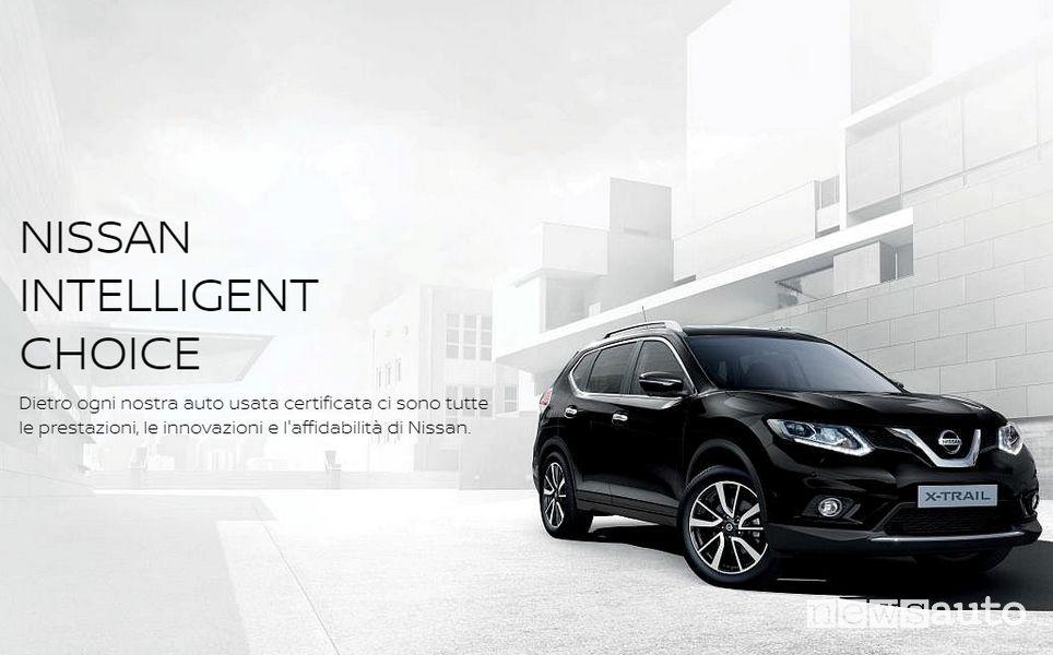 Programma usato Nissan Intelligent Choice