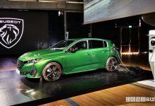 Nuova Peugeot 308, gamma, allestimenti e prezzi