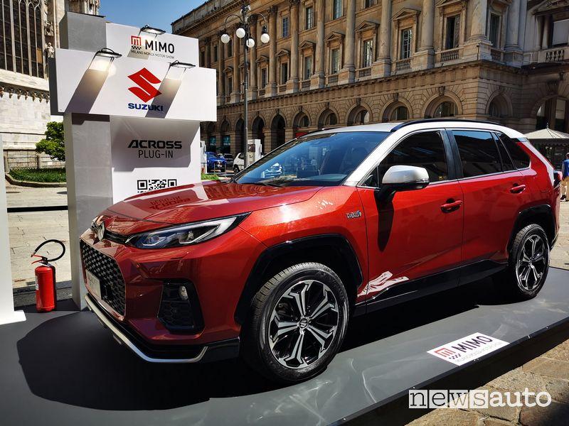 Suzuki Across Plug-in al MIMO