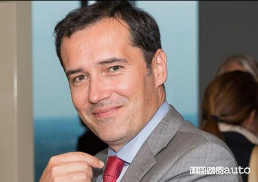 Tom Fux Senior Vice President (SVP) Sales Toyota Europa