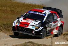 WRC Safari Rally Kenya 2021, doppietta Toyota [classifica]