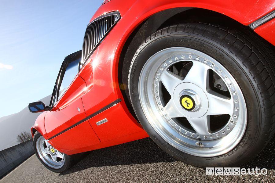 Cerchi Ferrari 308 GTS Magnum P.I.